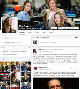 Elke Pattyn Facebook Page