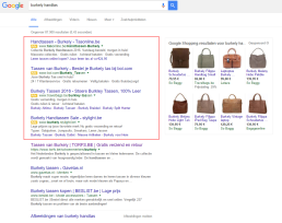Google Adwords 4 Paid Ads above Search Results