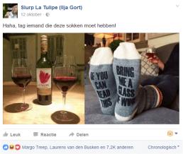 facebook post wine grower