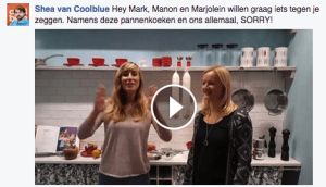 Coolblue team in de kijker op sociale media