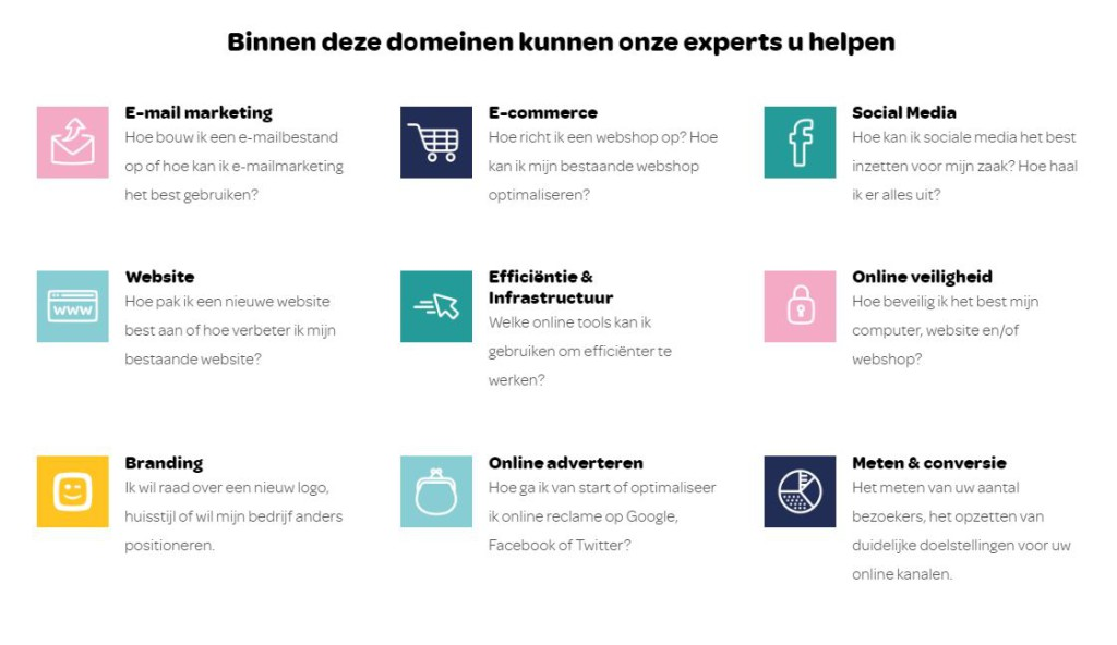 De Digitale Versnelling - Experts