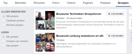 Social media in de bouwsector