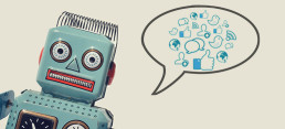 Conversation Management: wees geen robot