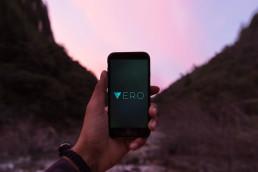 nieuwe app Vero