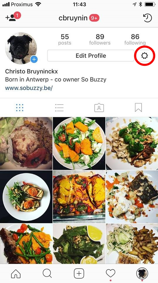 Instagram Stories on Facebook