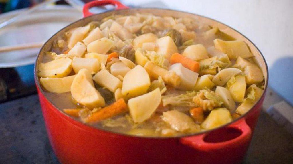 hutsepot - favoriete gerecht
