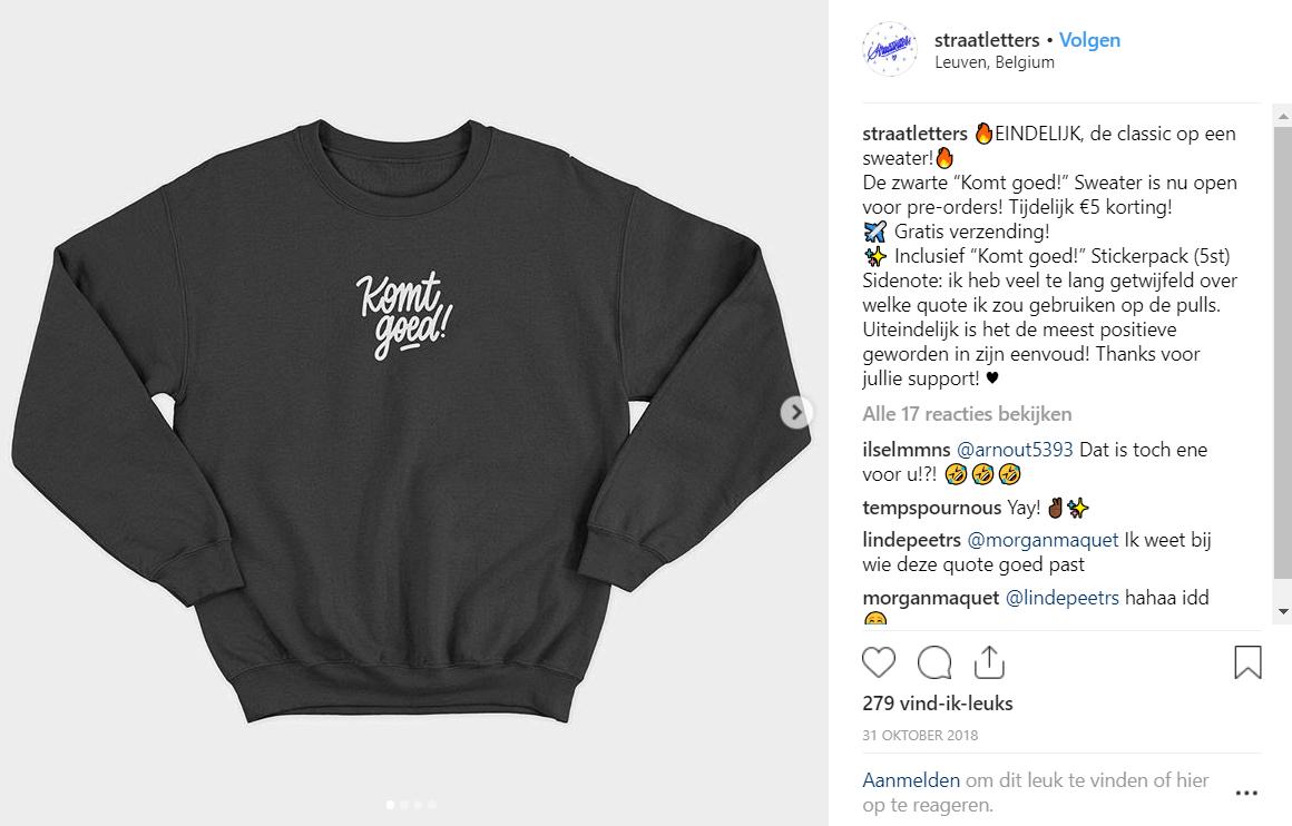 Instagram Stories: doe iets met de input die je vraagt