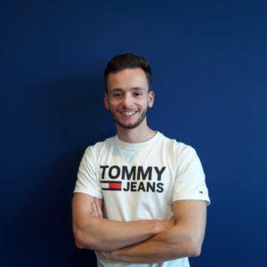 stage Social Media Producer Matthias Stroobants