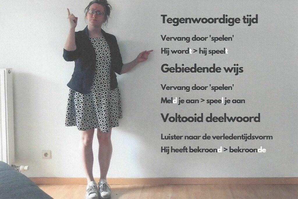 Michèle's taaltip